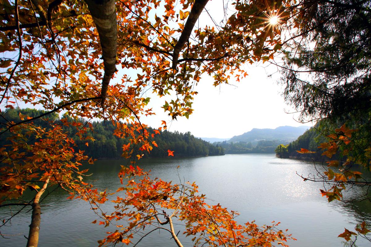 """山水化湖"""""""
