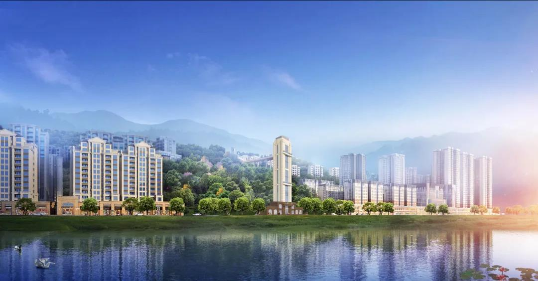 """巴城""""山湖公园""""开建,位于回风津桥湖片区"""