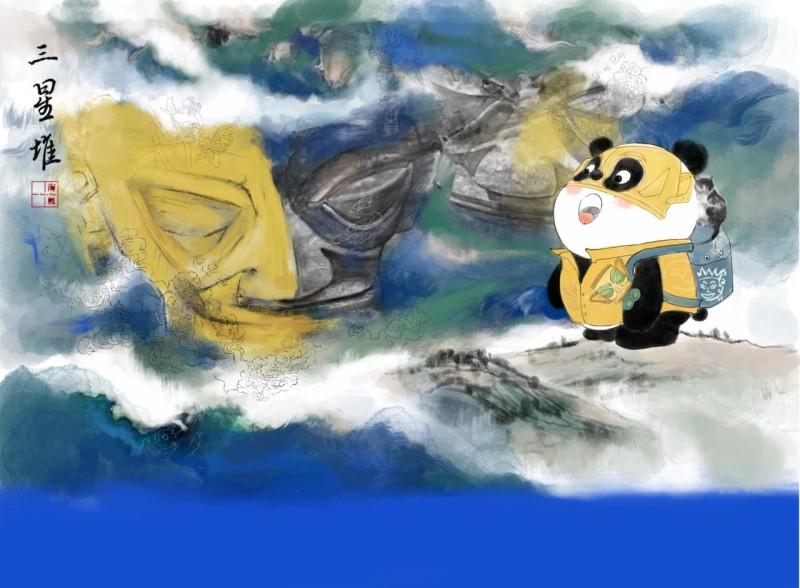 """旅行熊貓健康碼來了!你""""領養""""了嗎"""