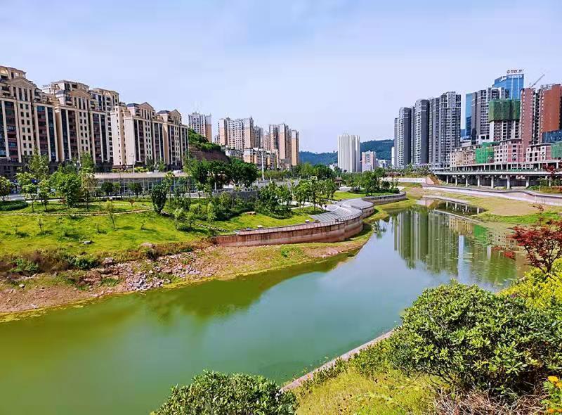 """莲山湖新区:民有所呼 """"我""""有所应  市民诉求""""大起底"""" 津桥湖重现水清岸绿"""