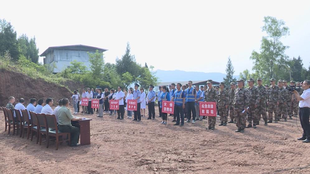 枣林镇:开展多种应急演练 提高灾害应对能力